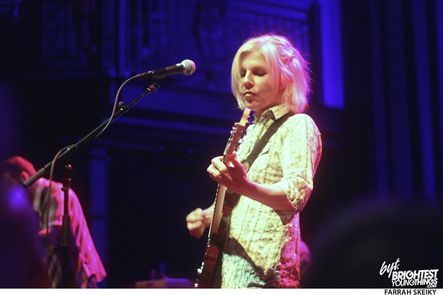 Throwing Muses Tanya Donelly 9:30 Club Farrah Skeiky Brightest Young Things 02