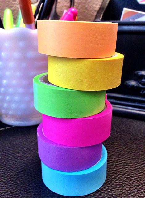 Craft tape!