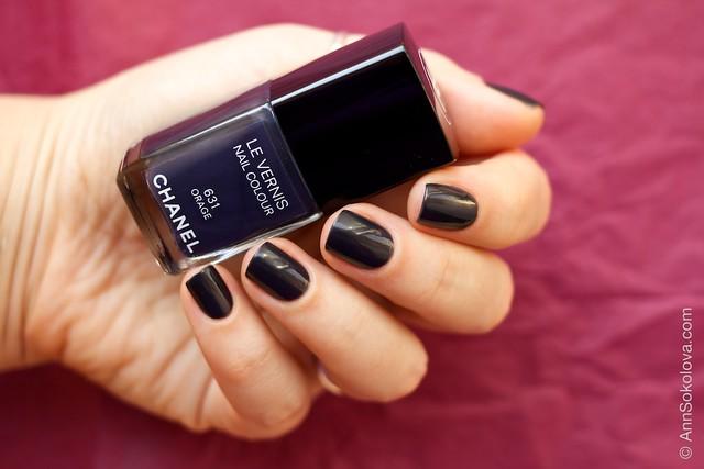 01 Chanel #631 Orage