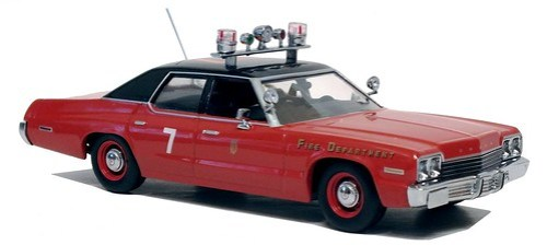 34 Minichamps Dodge Monaco 1974