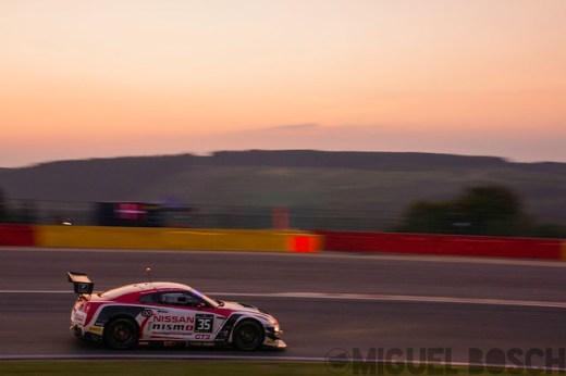 Blancpain Endurance Series. Round 4 24 Hours of Spa 26-27 July 2014