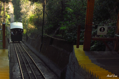 Santiago de Chile - Cerro San Cristóbal - Funicular