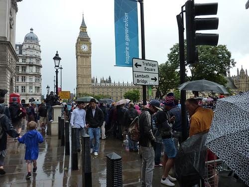 2012 Londres Jeux Olympiques 05/08