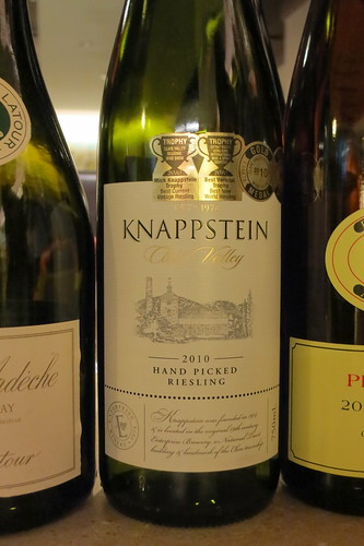 Knappstein 2010 Hand Picked Riesling