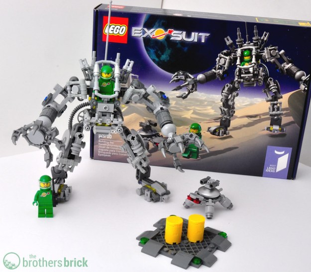 Lego Exo Suit Archives The Brothers Brick The Brothers Brick