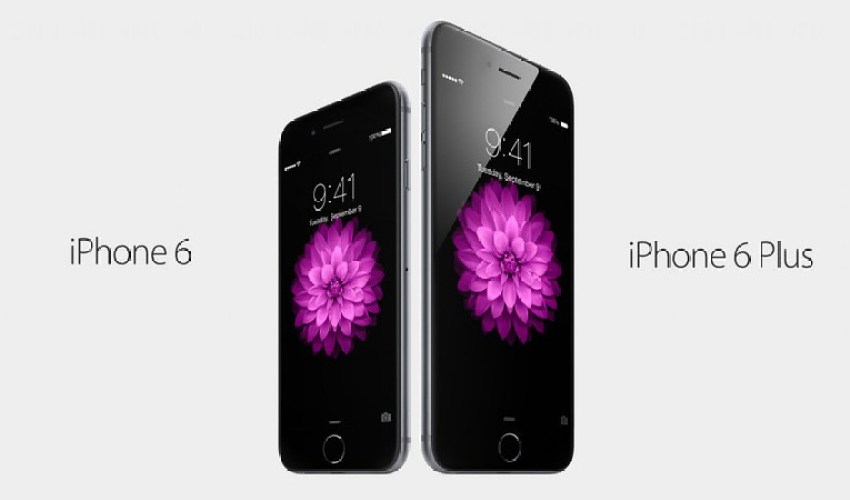 Apple Reveals iPhone 6 And 6 Plus 1