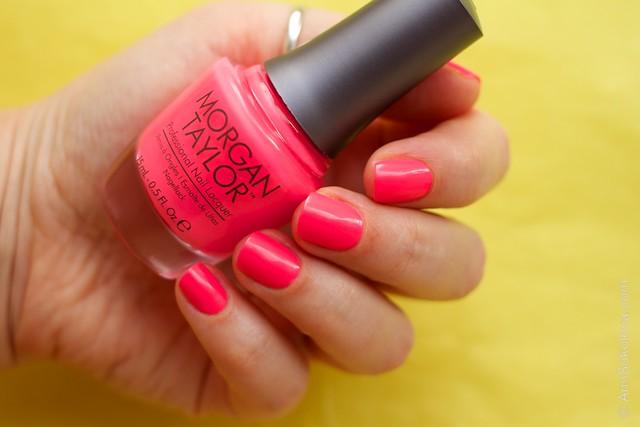01 Morgan Taylor Pink Flame ingo