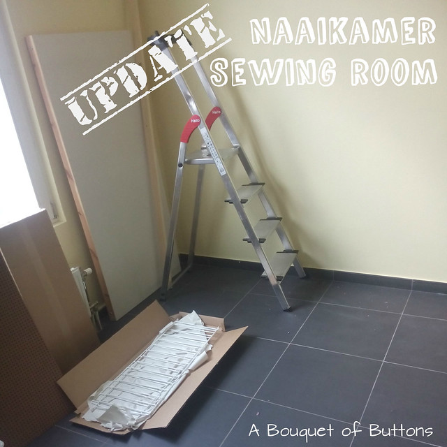 naaikamer, sewing room, sewing space