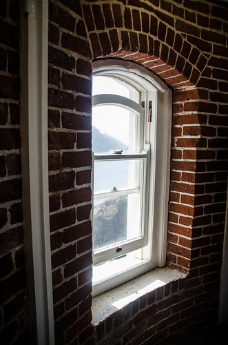 Heceta Head Lighthouse Window