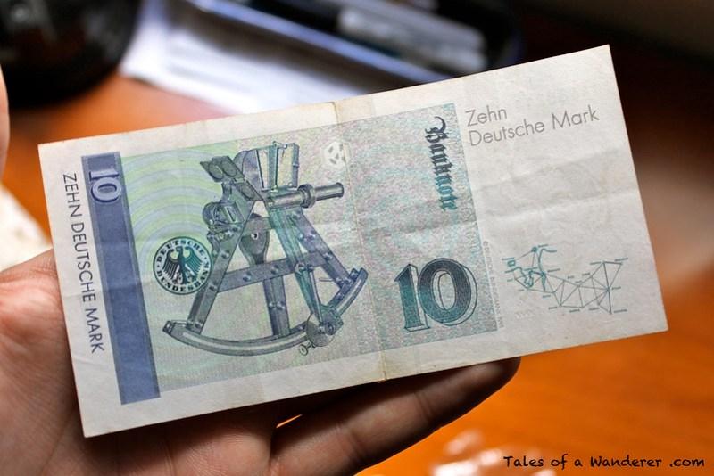 Diez marcos alemanes