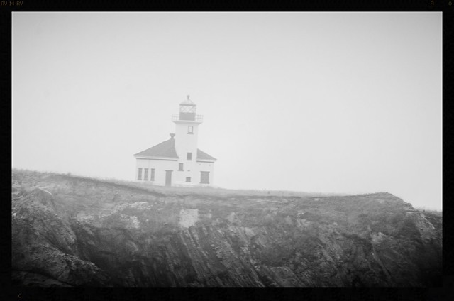 Cape Arago Lighthouse