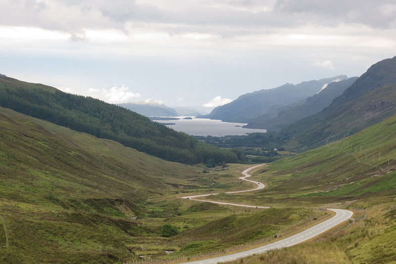 Loch Maree from the A832