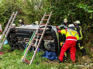 Verkehrsunfall K647 Naurod 19.09.14