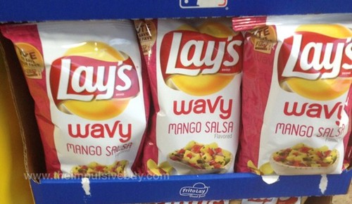 Lay's Wavy Mango Salsa Potato Chips