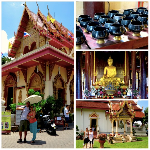Centro ciudad Chiang Mai