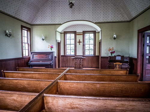 Oysterville Church-005