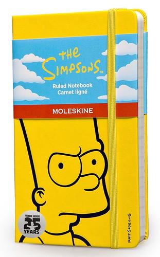Simpsons x Moleskine
