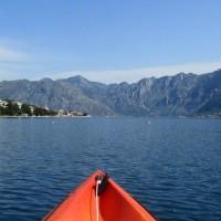 Kayaking the Boka Kotorska