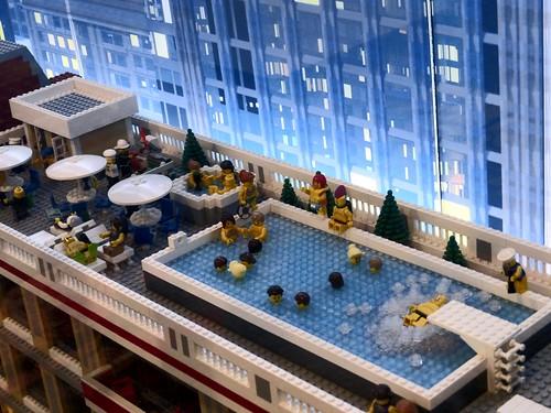 Legoland Hotel Works of Art