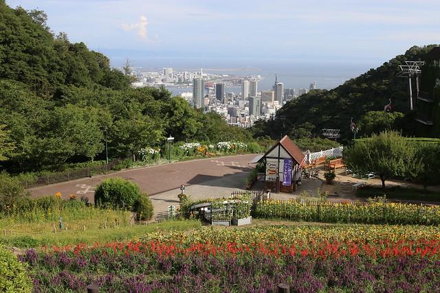 神戸布引ハーブ園(Kobe Nunobiki Harb Gardens)