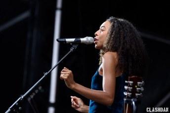 Corinne Bailey Rae @ Music Midtown Festival in Atlanta GA on September 18th 2016
