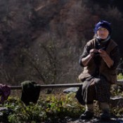 Women living in mountainous regions of Georgia 7.