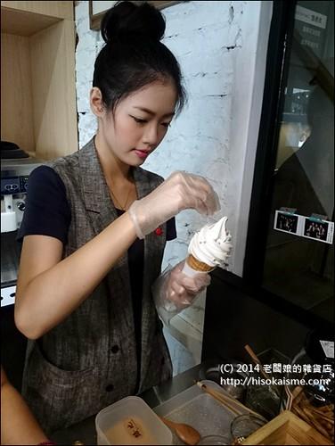 【老闆娘的雜貨店】台中路地ろじ手作り氷菓子