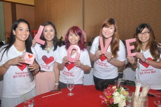 Love at Sangobion