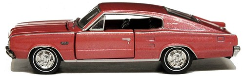 25 M2 Dodge Charger 1966