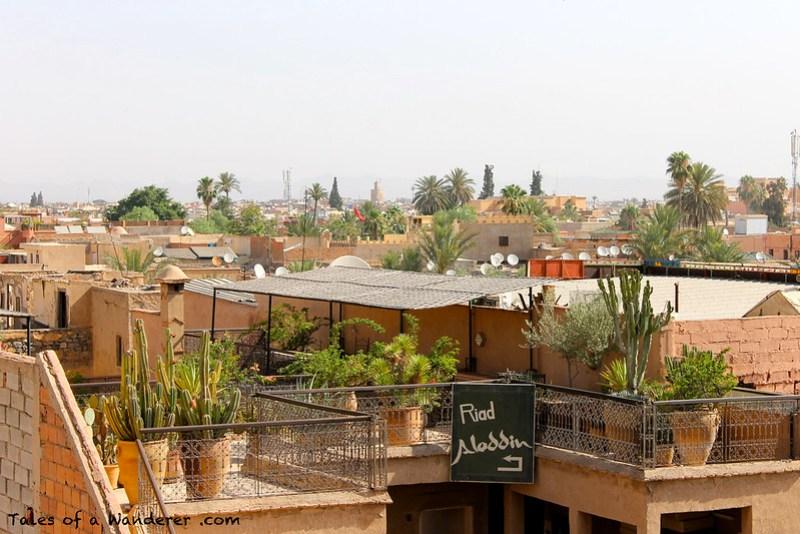 مراكش MARRAKECH - قصر البديع Palais El Badi