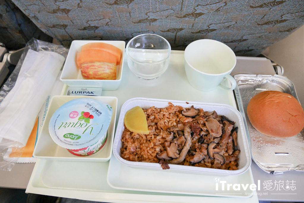 越南航空搭乘体验 Vietnam Airlines (12)