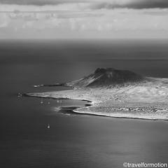 A #game of #sunlight and #shadow #blackandwhite #lanzarote #blackandwhitephotography #vulcano #island #ocean #atlantic #landscape #aerialphotography #vsco #vscocam #wanderlust #travel #travelgram #whpescape
