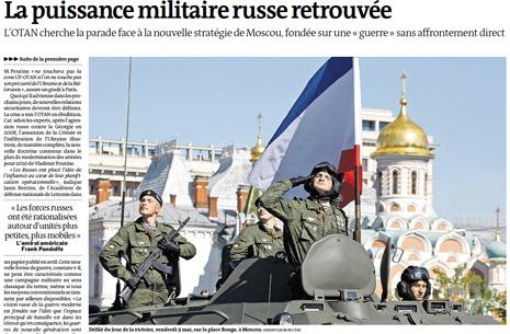 14e12 LMonde Los occidentales desbordados por el arte de la guerra de Putin 1
