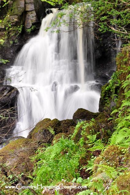 Aros Waterfalls, Tobermory, Isle of Mull