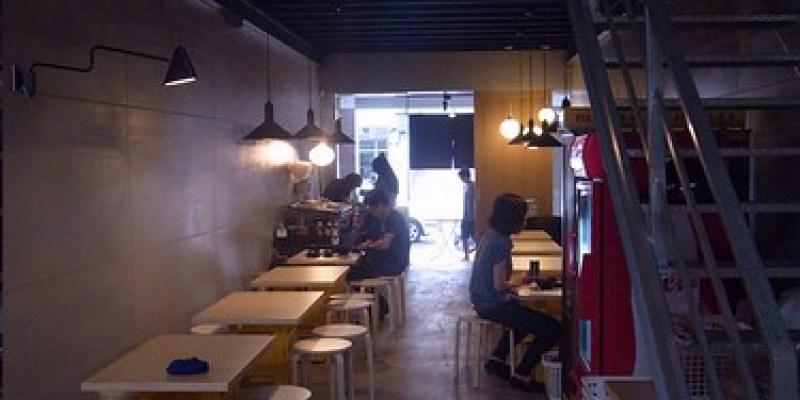 【餐廳】台南「東城麵家」:聽嘻哈音樂、享受氣氛、吃常民麵食