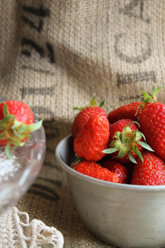 Recette layer cake aux fraises