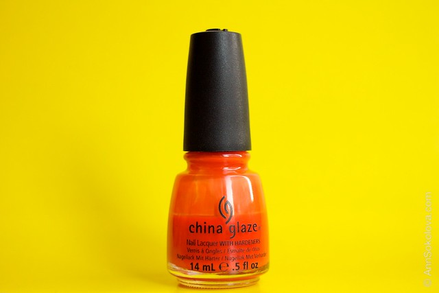 00 China Glaze Style Wars