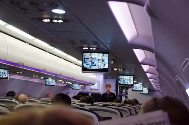 Air New Zealand Domestic Flight