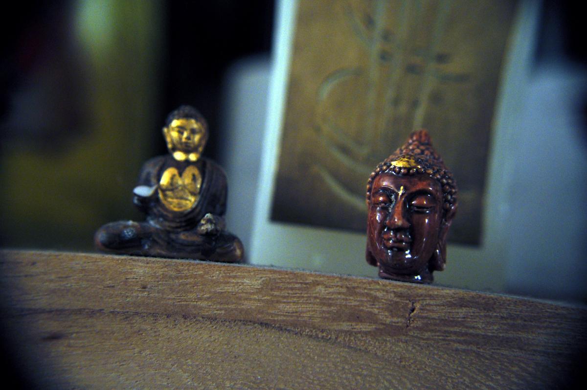 Mini Bouddhas 2