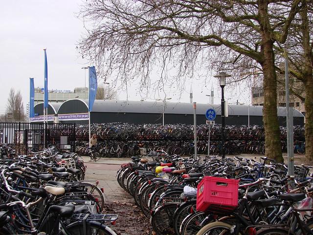 Now Where Did I Park My Bike? (1/6)