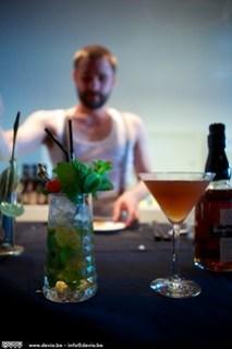 De Amerikaanse Cocktails zagen er lekker uit, en volgens de jury zaten er een aantal uitblinkers qua smaak tussen!