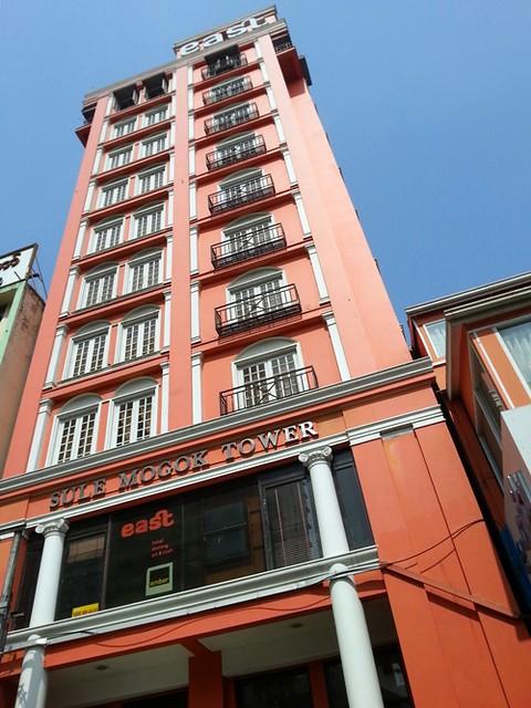 East Hotel Yangon