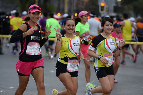 Maratón de la Ciudad de México 2014