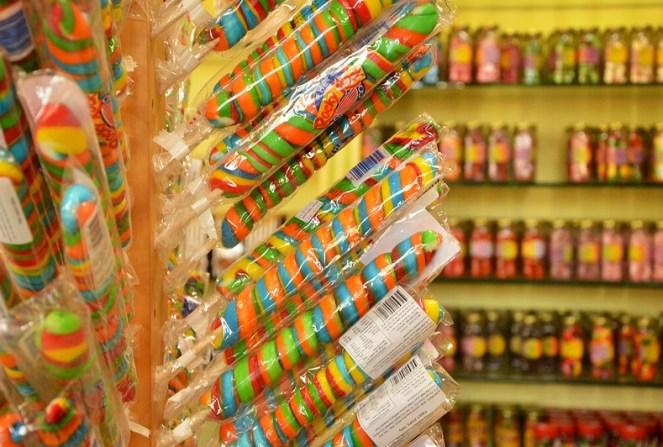 sweets, Gold Coast, Dreamworld, Australia