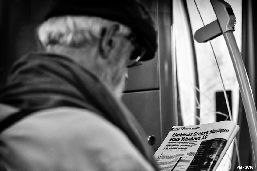 """maîtriser """"groove musique"""" dans le tram 7"""