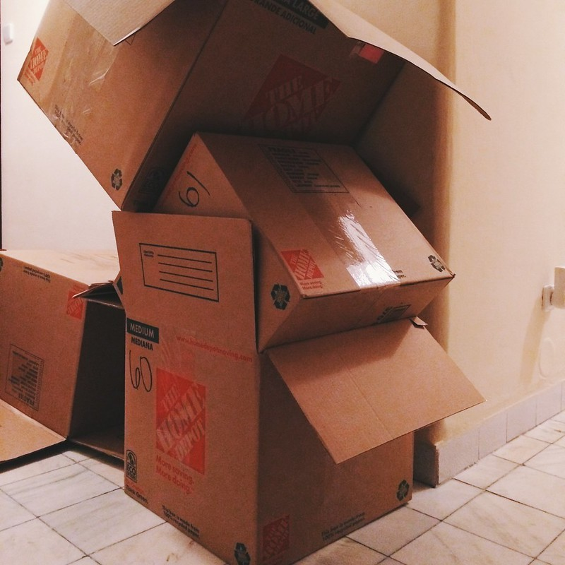 One Box at a Time (8/11/14)