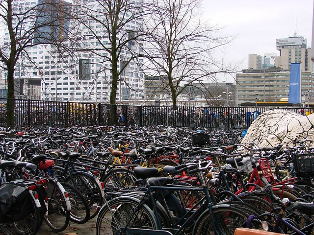 Now Where Did I Park My Bike? (5/6)