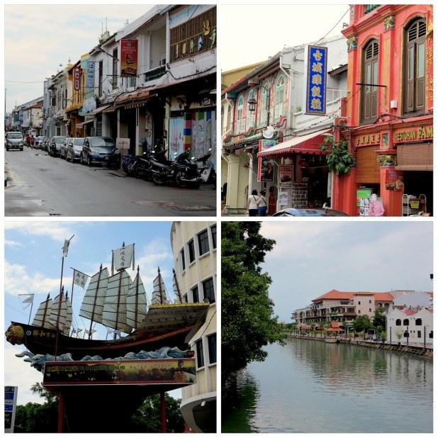 Melaka en un día
