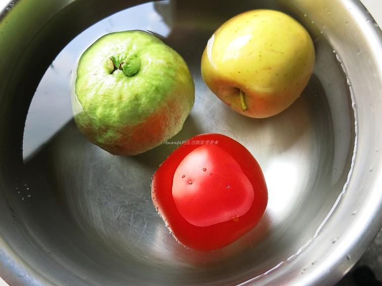 水果浸泡小蘇打粉