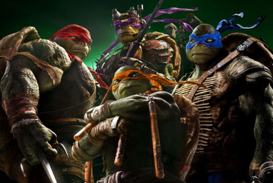 Ninja Turtles Sequel Already Set for June 2016